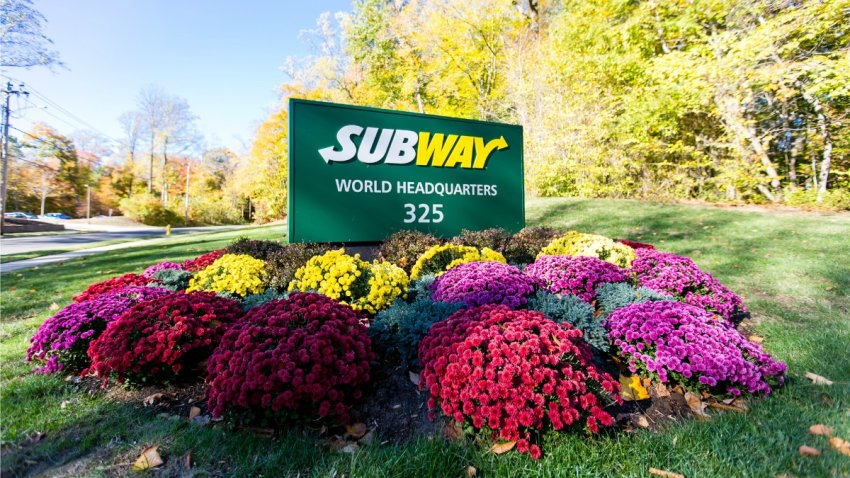Subway World Headquarters in Milford