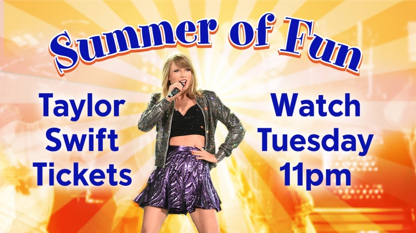 Summer of fun Taylor Swift tuesdaybb