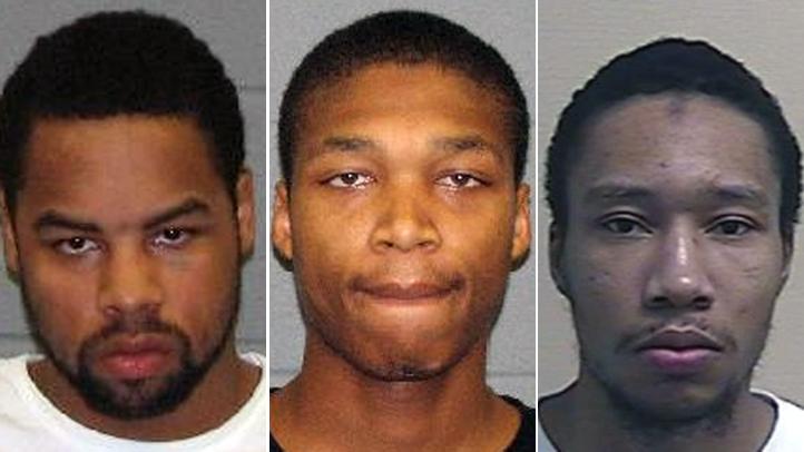 Suspects in John Frazier murder