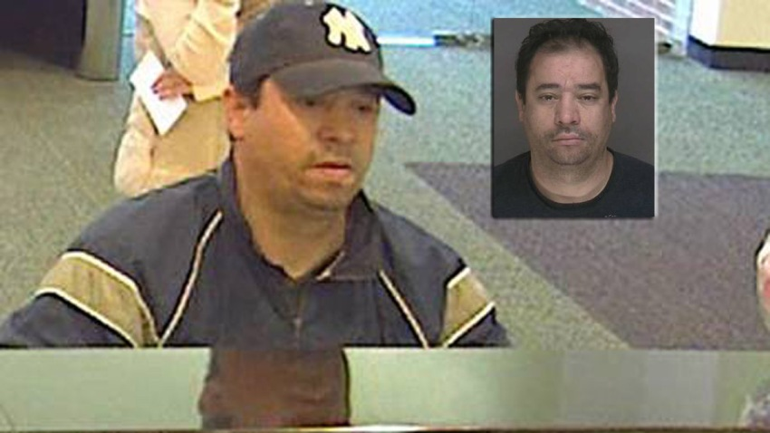 TD Bank North robbery copy and Jose Vieira