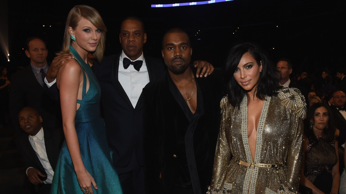 Kim Kardashian Accuses Taylor Swift Of Lying About Leaked Kanye West Call Nbc Connecticut