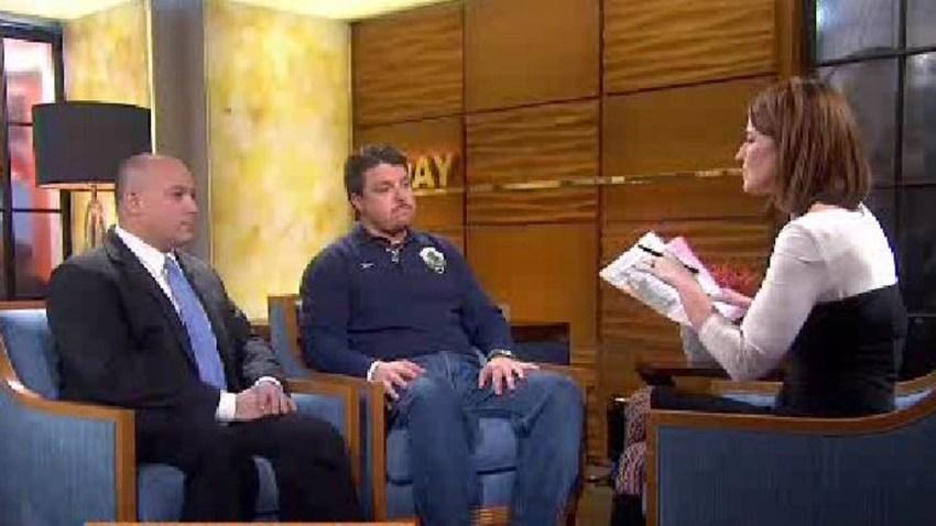 Thomas Bean on Today Show