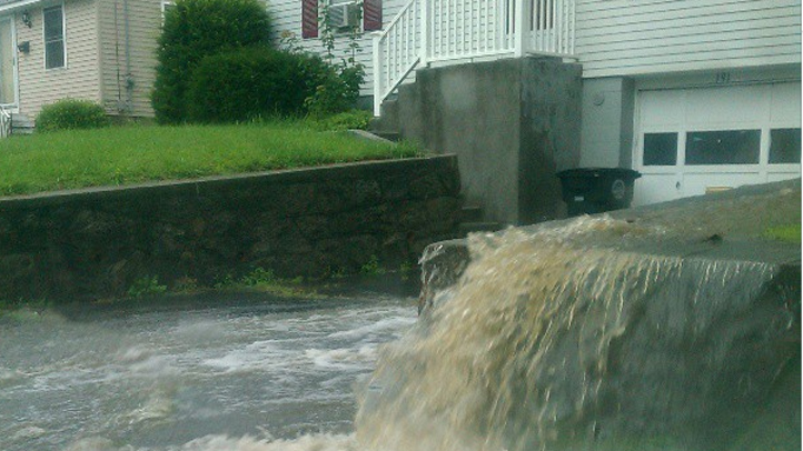 Torrington flooding