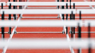 Track and Field Hurdle Generic