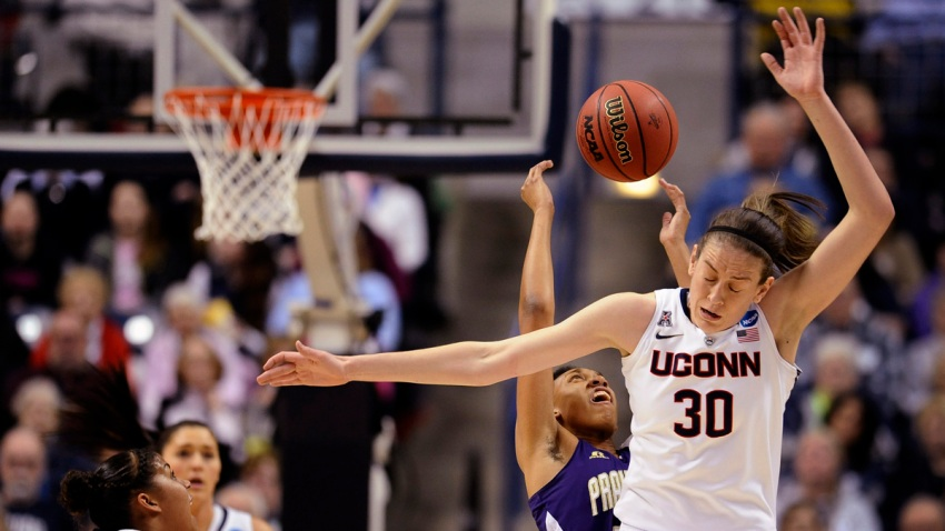 NCAA Prairie View UConn Basketball