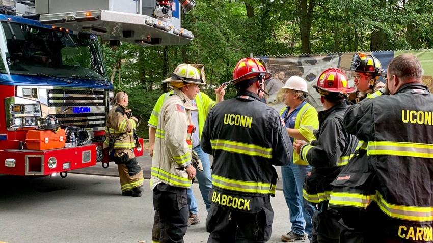 UConn gas leak _ pic 2