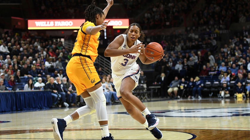 California UConn Basketball