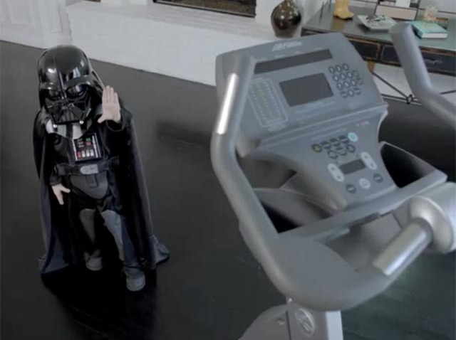 Volkswagen The Force story lead