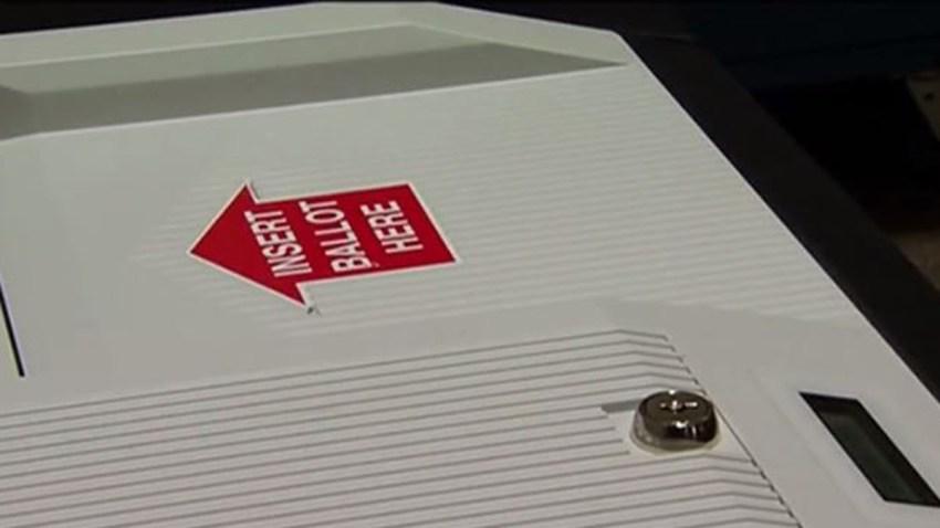 Voting-ballot-machine