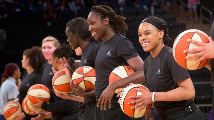 WNBA Fines-Shirts Basketball