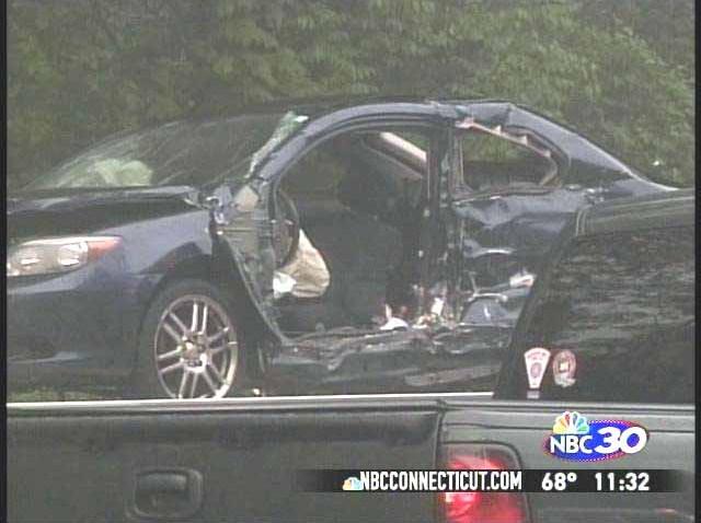 Waterford crash