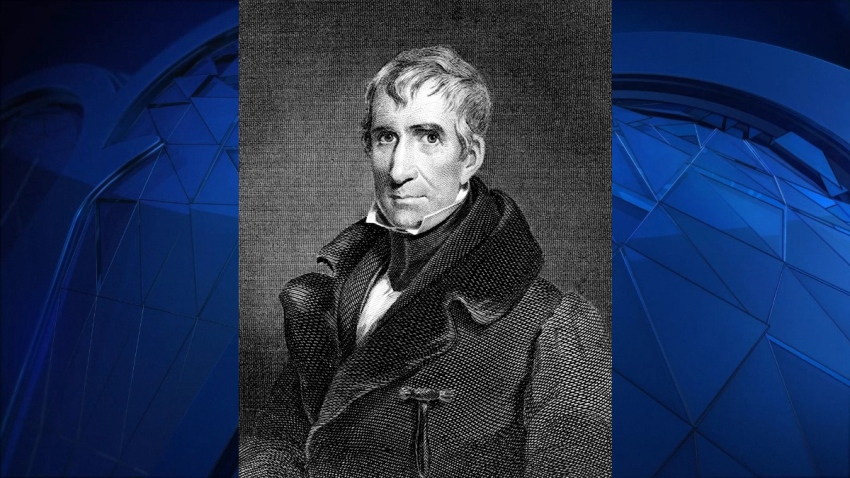 William Henry Harrison GettyImages-12003291787