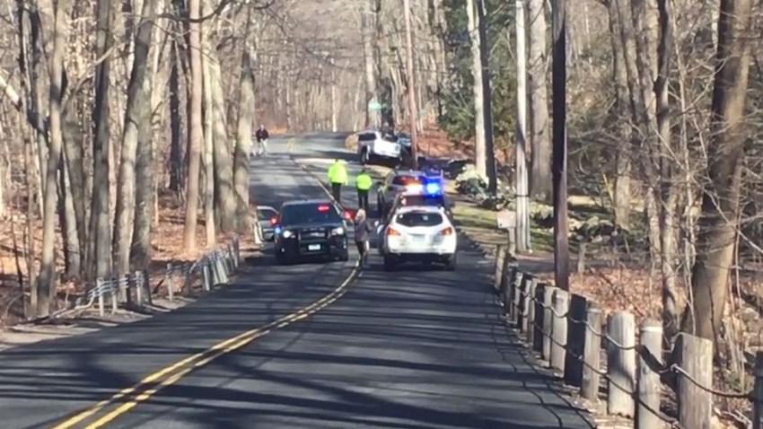 Fatal crash in Woodbriidge