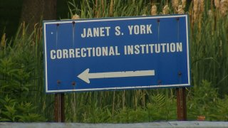 York Correctional Institution