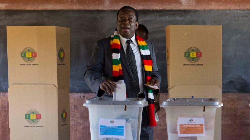 Zimbabwe Elections Photo Gallery