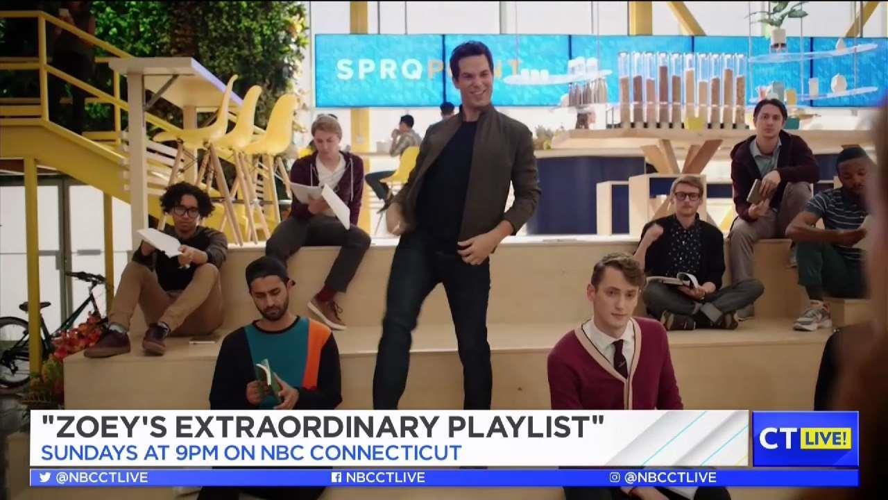 "Zoey's Extraordinary Playlist"" Star Skylar Astin – NBC Connecticut"