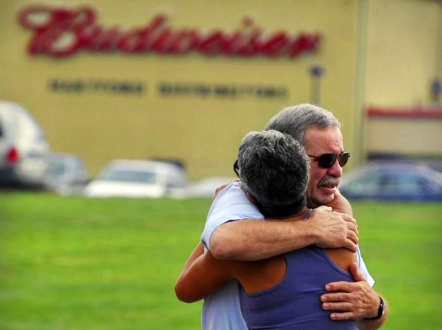 Beer Distributor Shootings