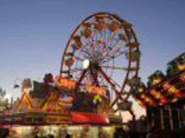 Carnival Sonoma County Fair