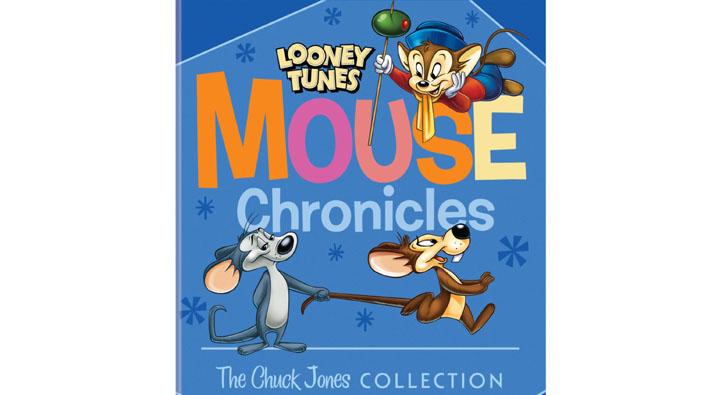chuck jones mouse