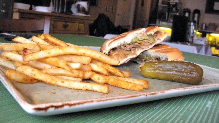 cuban pork sandwich