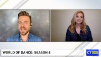 CT LIVE!: 'World of Dance' Preview With Derek Hough