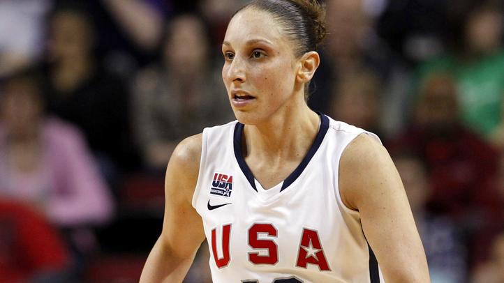 China US Basketball