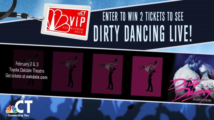 dirty dancing sweepstakes