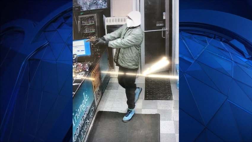 Suspect in East Hartford robbery