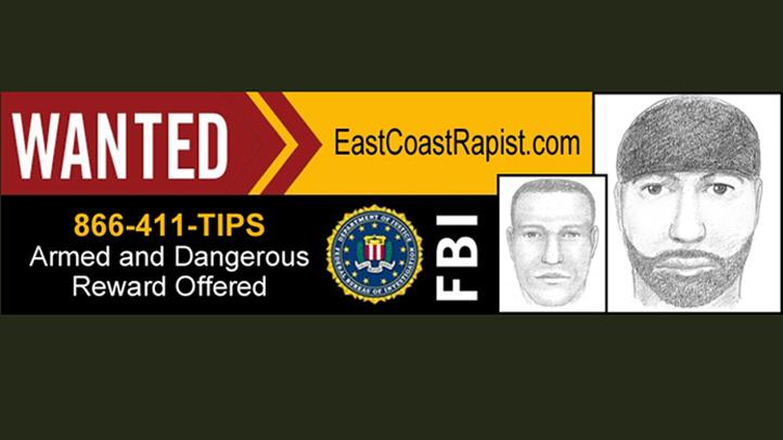 east coast rapist billboard