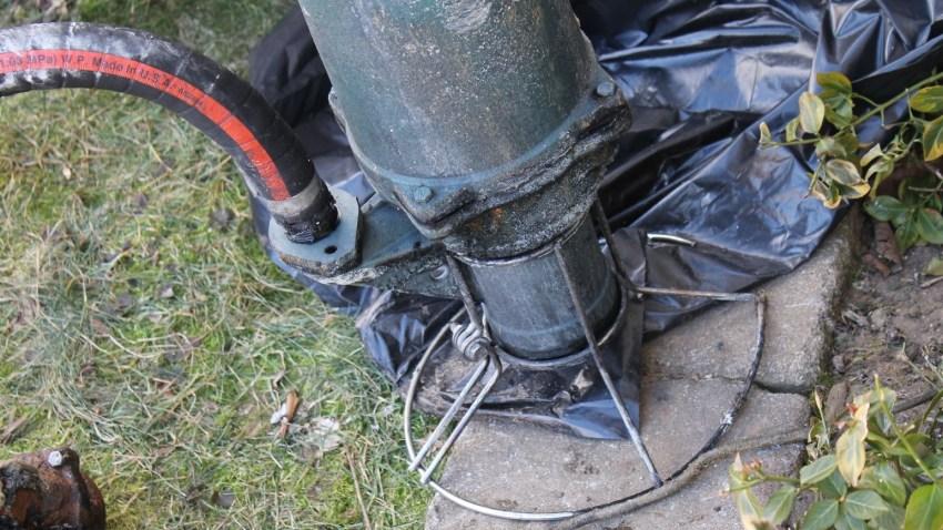 east hampton pump problem