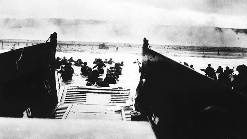 WORLD WAR II NORMANDIE