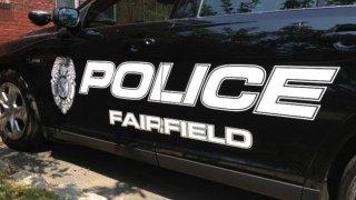 Fairfield police cruiser