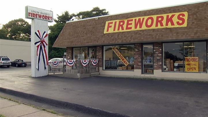 fireworks stores