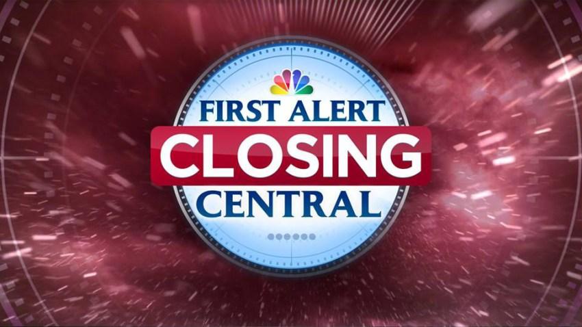 first alert closing central