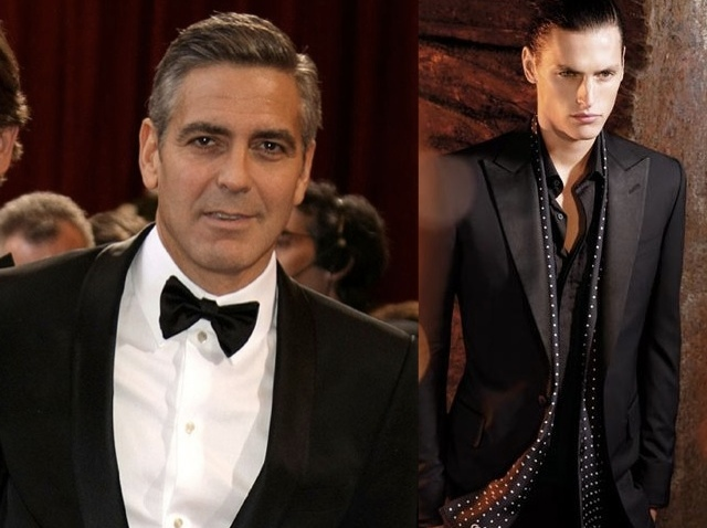 george clooney gucci tux
