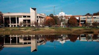 Campus of George Mason University, Fairfax, Virginia