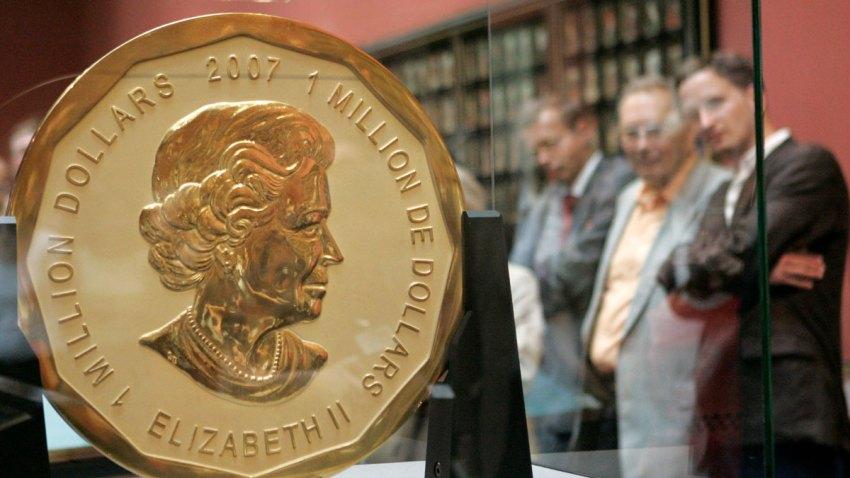 Austria Biggest Gold Coin