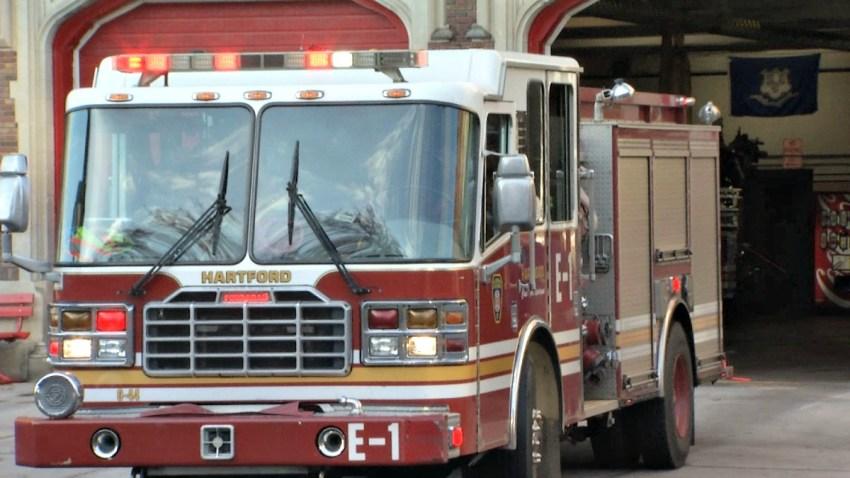hartford fire truck generic