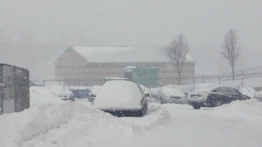 hartford high snow