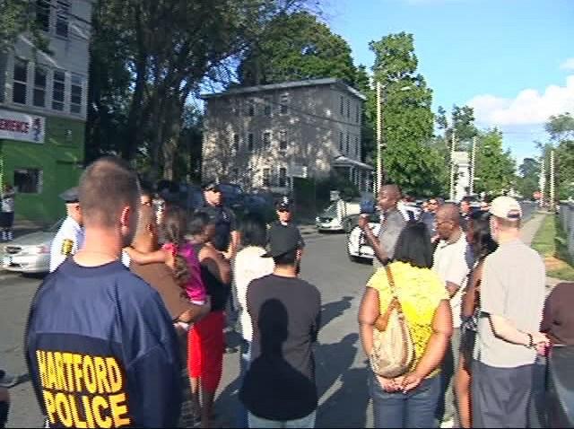 hartford violence vigil 2
