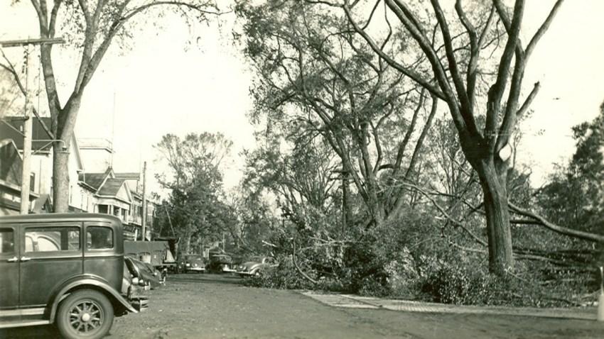 hurricane of 1938