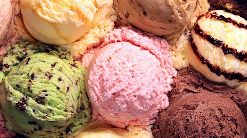 Ice Cream Stock Generic Getty