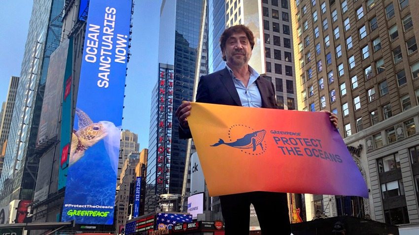United Nations-Oceans Treaty-Bardem