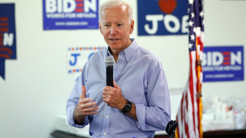 Election 2020 Joe Biden Criminal Justice