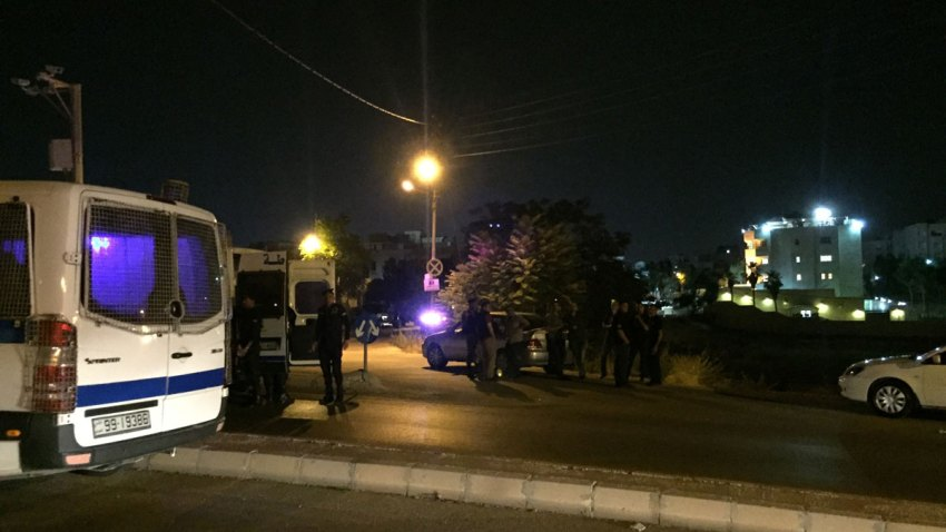 Jordan-Israeli Embassy
