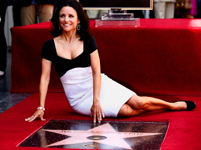 Walk of Fame Julia Louis-Dreyfus