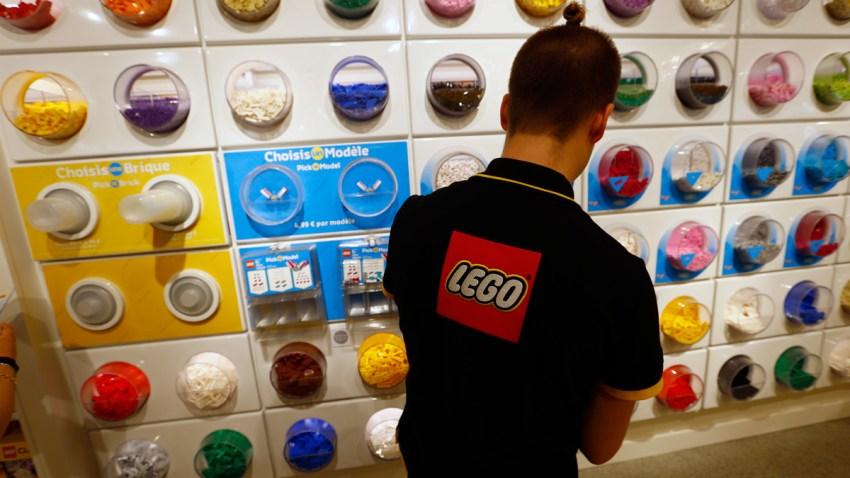 Denmark Lego Daily Mail