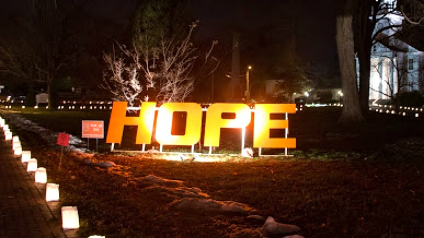 lights of hope for the web