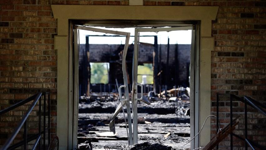 Church Fires Louisiana