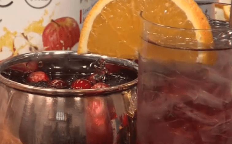 low calorie thanksgiving cocktails
